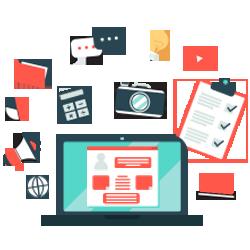 طراحی مسیر بازاریابی اینترنتی