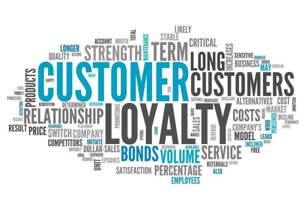 ایجاد وفاداری مشتری