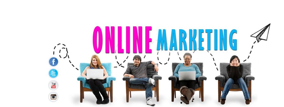 افزایش فروش با بازاریابی آنلاین